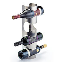 Stainless Steel Bottle Holder Wine Rack