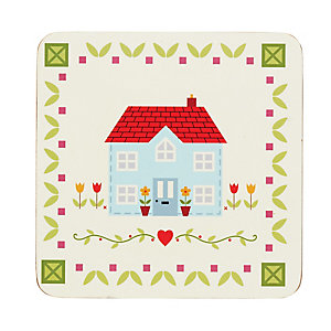 Home Sweet Home Place Mat & Coaster Set