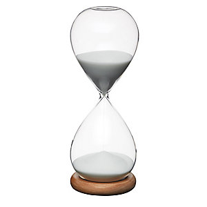 Natural Elements 30 Minute Hourglass Timer
