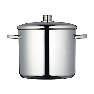 Masterclass 11 Litre Stainless Steel Stockpot alt image 1