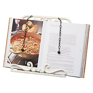 Kitchen Craft Cast Iron Book Stand