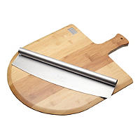 World of Flavours Pizza Serving Set