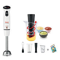 Tefal® Infiny Force & Sauce Mixer Stick Hand Blender Set