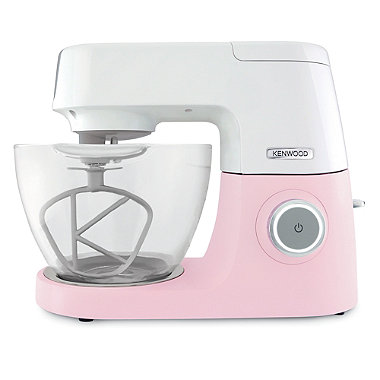 Kenwood Chef Sense 4.6L Stand Mixer - Pink KVC5000P