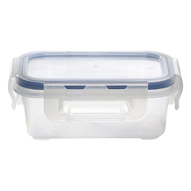 260ml Clip Top Airtight Food Storage Container