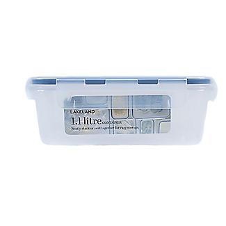 1.1L Clip Top Airtight Food Storage Container alt image 3