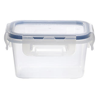 400ml Clip Top Airtight Food Storage Container alt image 1