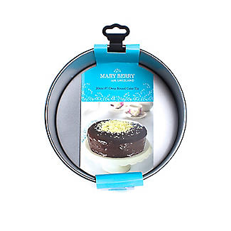 Mary Berry With Lakeland 20cm Deep Cake Tin alt image 5
