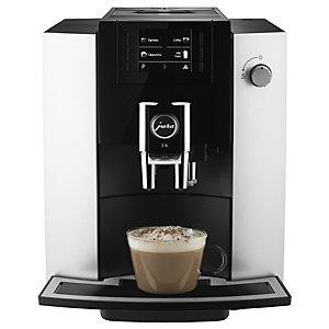 Jura E6 Kaffeevollautomat, Platin