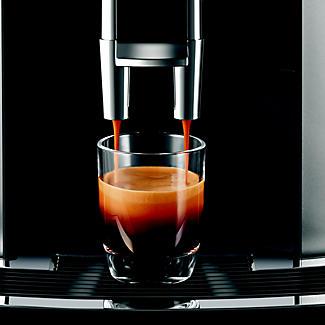 Jura E6 Kaffeevollautomat, Platin alt image 2