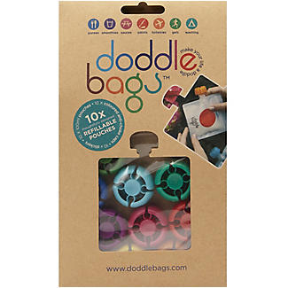 10 Doddlebags Reusable Food & Drink Pouches alt image 5