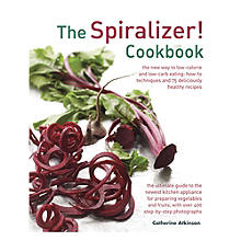 The Spiralizer Cookbook