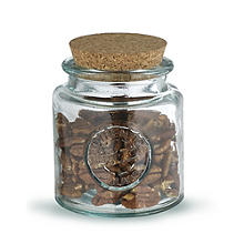 500ml Recycled Glass Storage Jar