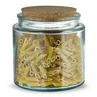2.3 Litre Recycled Glass Storage Jar