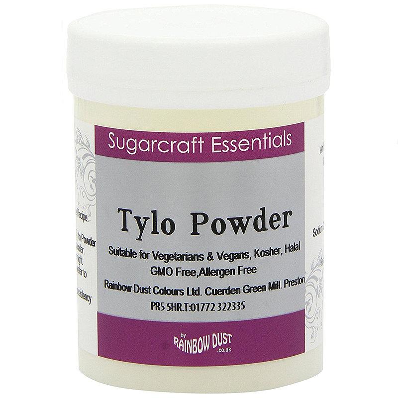 Rainbow Dust Tylo Powder - 50g Makes Edible