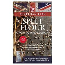 Sharpham Park Organic Wholegrain Spelt Flour