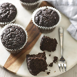 ugg foods chocolate chia muffins mix