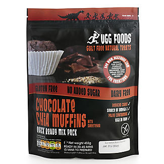 Ugg Food Chocolate Chia Muffins Mix alt image 2