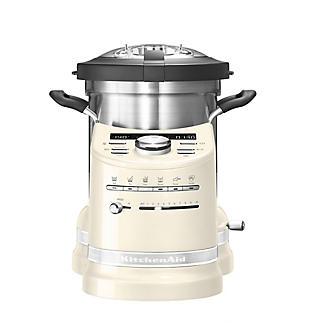 KitchenAid® Artisan® Cook Processor Almond Cream 5KCF0103BAC alt image 2