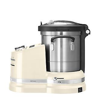 KitchenAid® Artisan® Cook Processor Almond Cream 5KCF0103BAC alt image 3