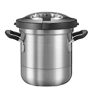 KitchenAid® Artisan® Cook Processor Almond Cream 5KCF0103BAC alt image 5
