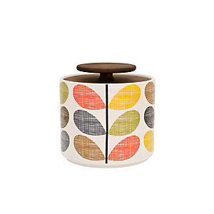 Orla Kiely 1 Litre Multi Stem Storage Jar