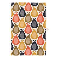 Orla Kiely Pear Print Tea Towel