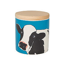 Joules 1 Litre Cow Storage Jar
