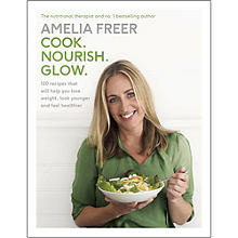 Cook.Nourish.Glow Book