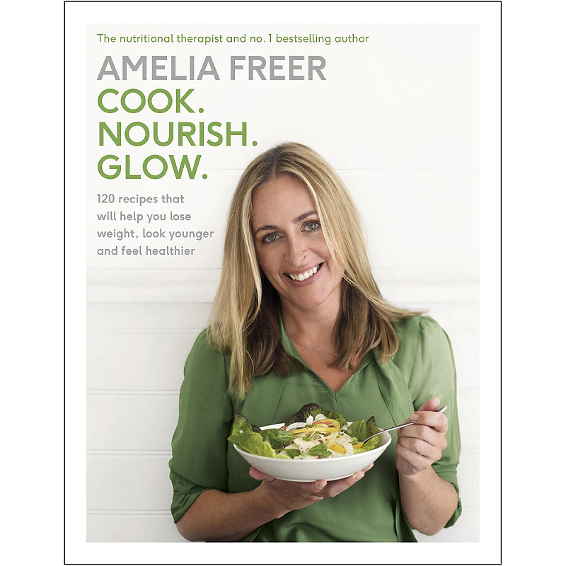 Cook.Nourish.Glow Book