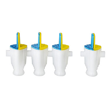 Cuisipro® Dual Ice Lolly Moulds