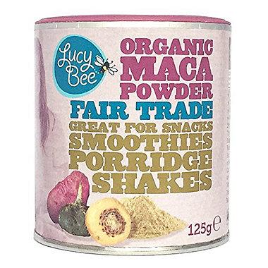 Lucy Bee Organic Fair Trade Maca Powder