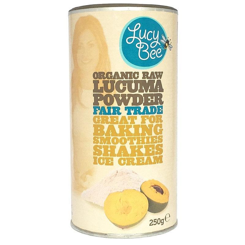 Lucy Bee Organic Fair Trade Raw Lucuma Powder