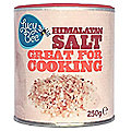 Lucy Bee Himalayan Coarse Salt