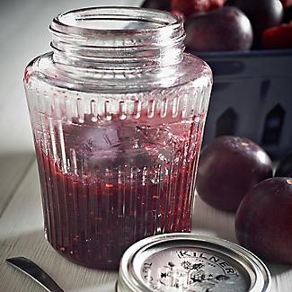 4 Kilner® Vintage Preserve Jars 1 Litre  alt image 3
