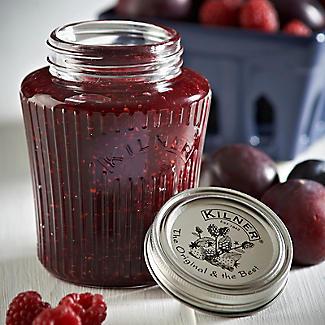 4 Kilner® Vintage Preserve Jars 1 Litre  alt image 4