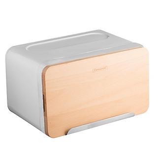 Typhoon® Hudson White Breadbox