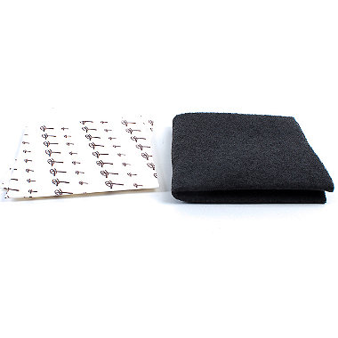 Grease/Charcoal Cooker Hood Filter Set