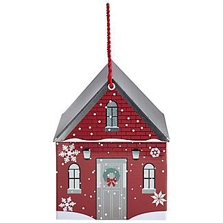 Santas Workshop Tin