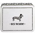 Best in Show Tin