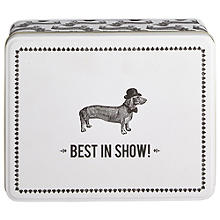 Best in Show Tin