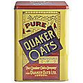 Quaker Oats Tin