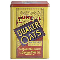 Quaker Oats Tin