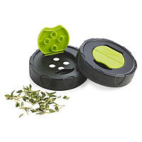 2 Ball® Herb Shaker Lids