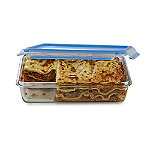 Zyliss® Fresh Glass 2 Litre Rectangular Dish