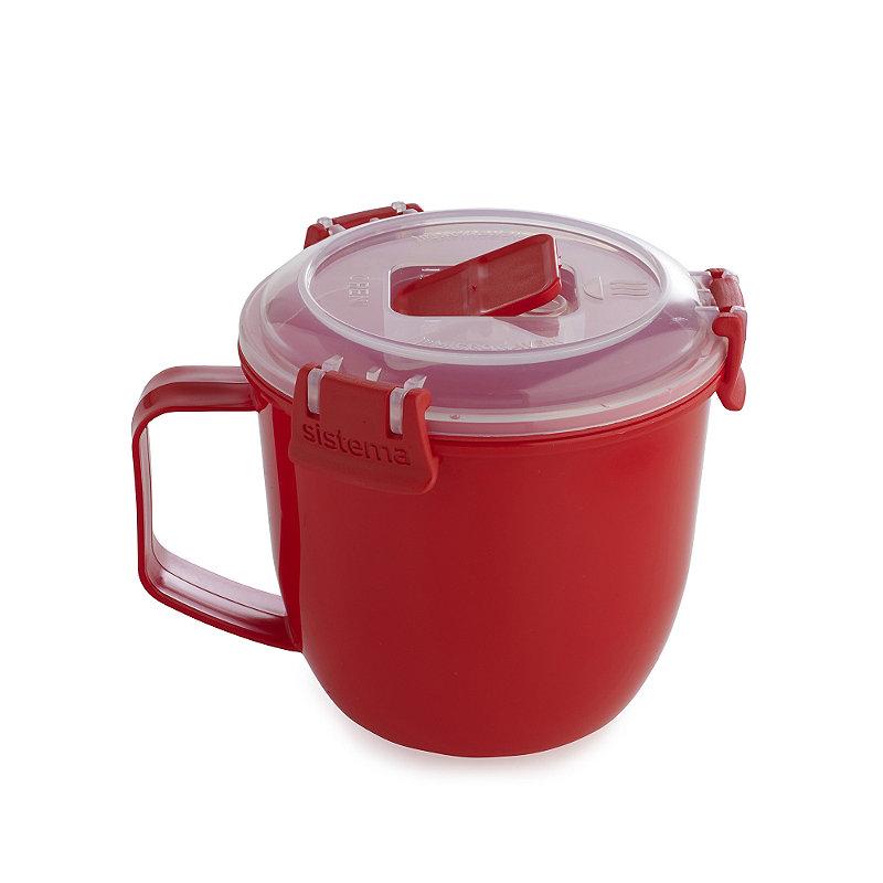 Sistema® Klip It Soup Mug 565ml