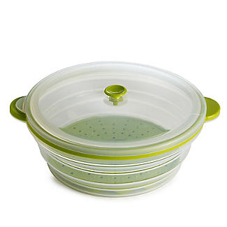Collapsible Silicone Steamer alt image 1