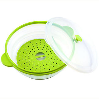Collapsible Silicone Steamer alt image 4