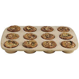 Lakeland Unglazed Earthenware 12 Hole Muffin Pan alt image 2