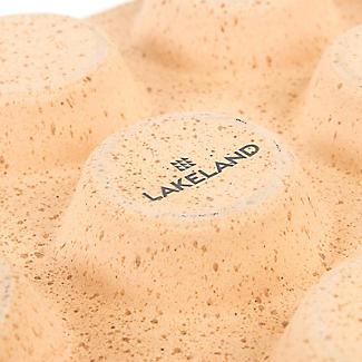 Lakeland Unglazed Earthenware 12 Hole Muffin Pan alt image 5